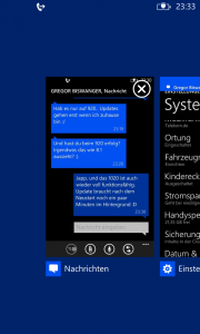 Windows Phone 8 GDR3 Preview - Task-Manager